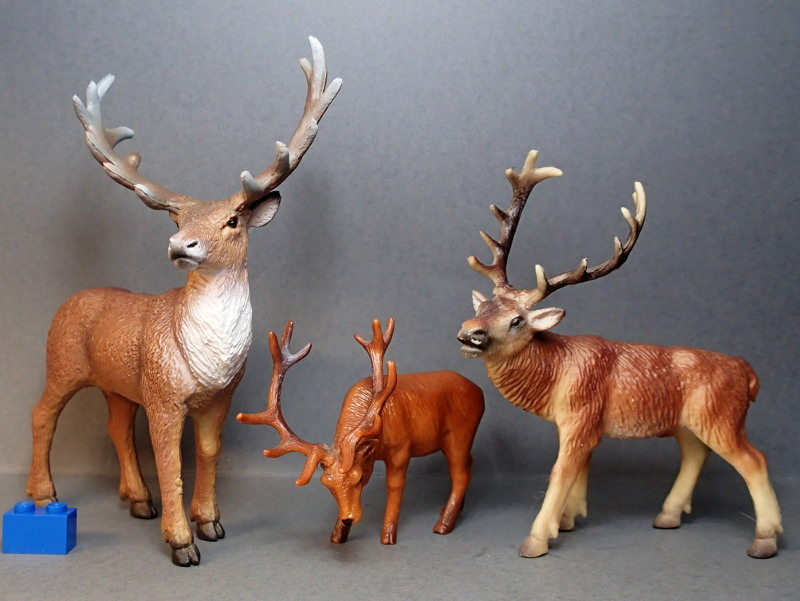 A walkaround  of Bullyland Red Deer, deLuxe size.  Bul_Lux_Red_Deera_Com_B_zpsv1bobjvh