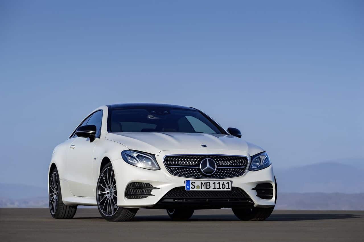 Nova Classe E Coupé 2018 é revelada 2018_Mercedes_E_Class_Coupe_39
