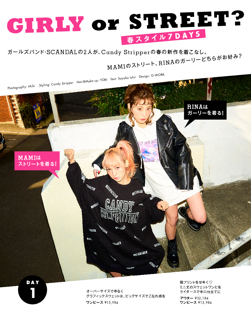 Candy Stripper Magazine Mag3_rough_P1