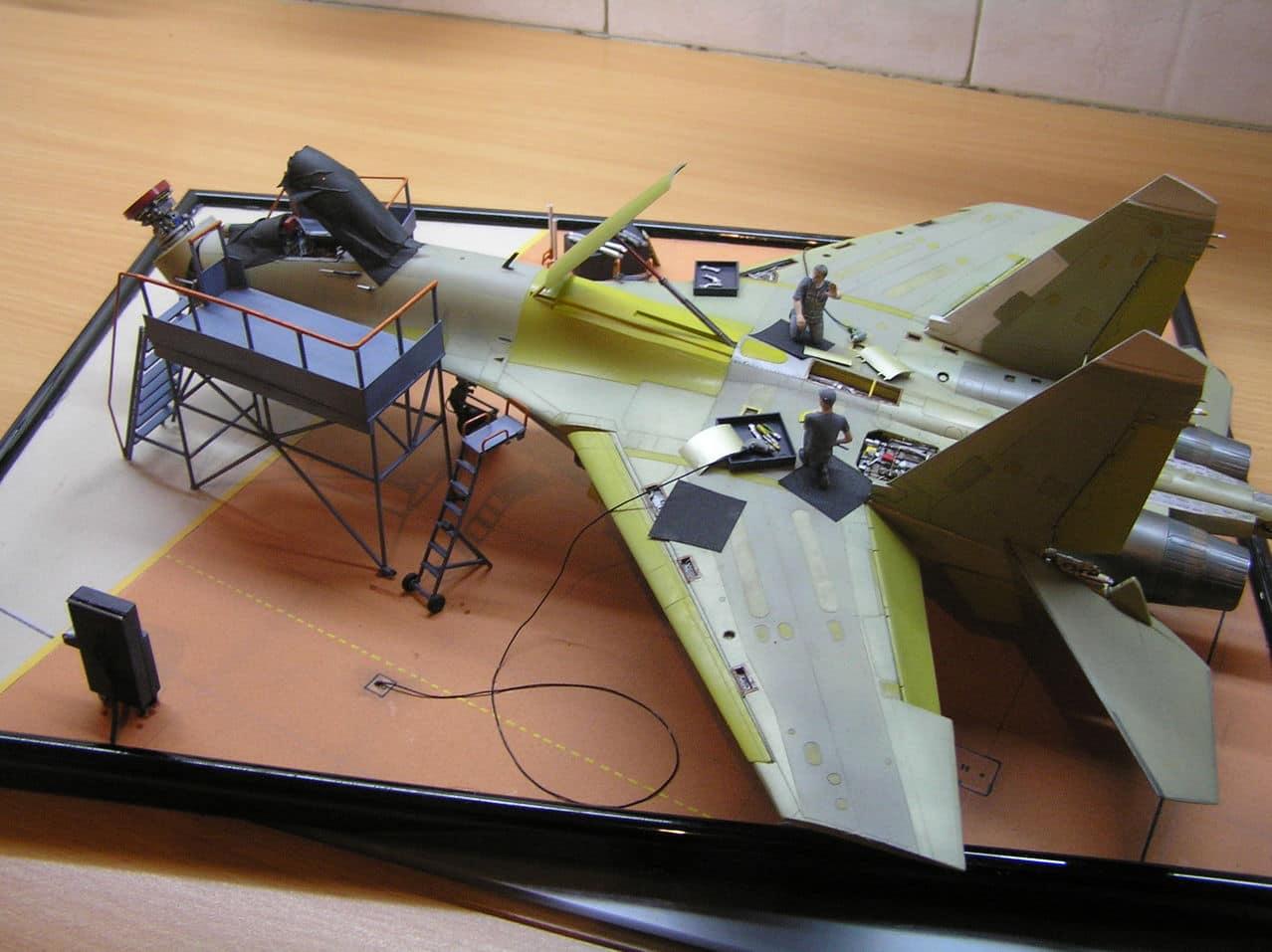 ...καπως ετσι αρχισαν ολα...Su-27  και τα μυαλα στα καγκελα... - Σελίδα 5 P1010209