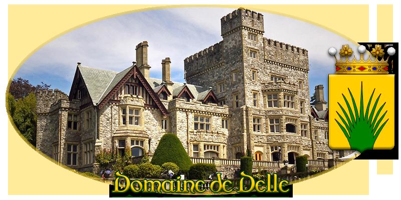 Domaine du vicomté de Delle