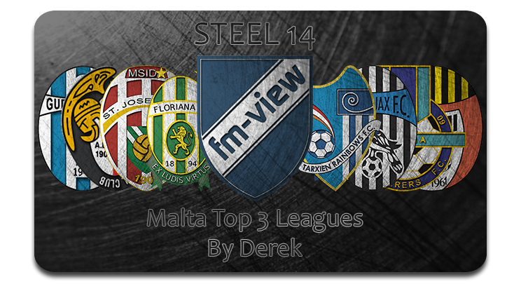 Steel 14 Logos Preview