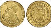 4 Escudos 1792 M-MF, Madrid, SC ? Image