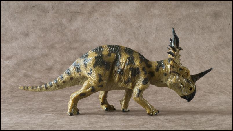 The 2013 KINTO FAVORITE Styracosaurus walkaround. KINTO_FAVORITE_Styracosaurus_4