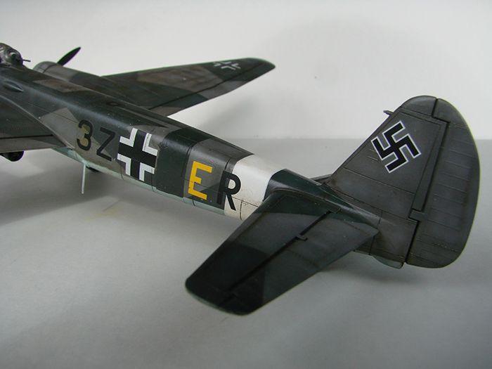 Junkers Ju-88A-4, Italeri, 1/72 DSC04698