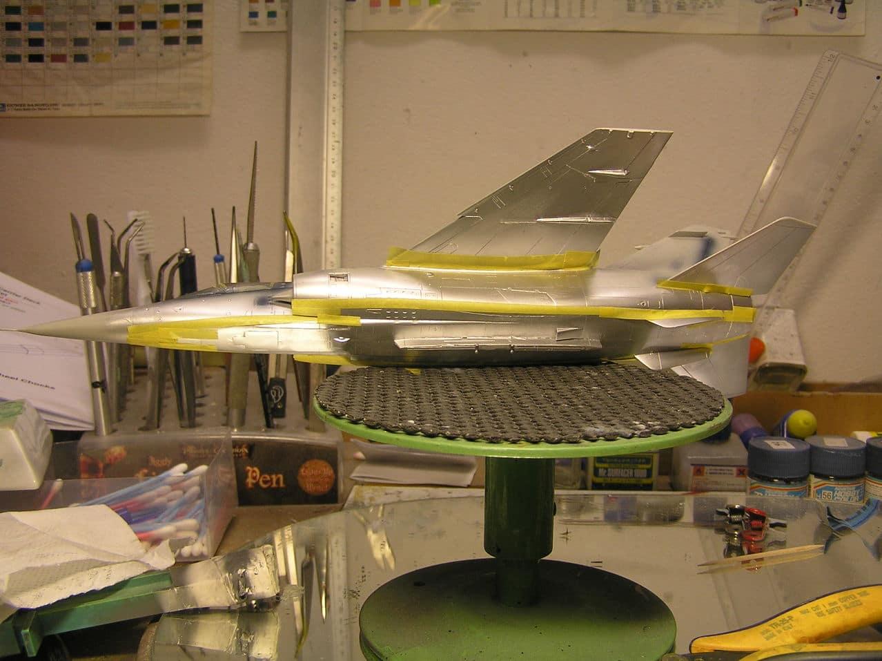 Ελληνικό Mirage F-1CG  1/48  P1010001