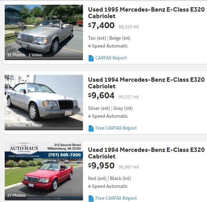 W124 320E 1993 - R$ 95.000,00 Screenshot_4745