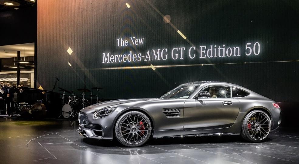 AMG comemora 50 anos com GT facelift e Edição 50 Screenshot_5534