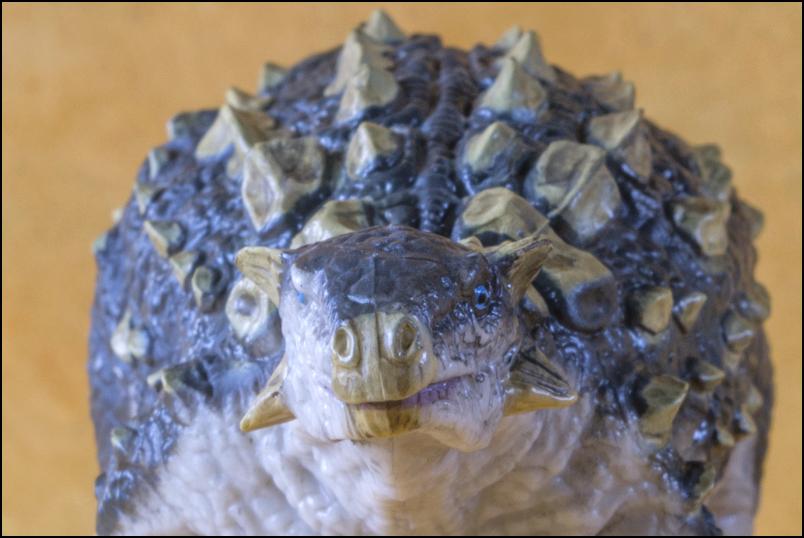 The 2013 KINTO FAVORITE Ankylosaurus walkaround. Ankylosaurus_Kinto_Favorite_11
