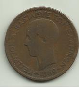 10 lepta de 1869 Grecia 10_lepta_1869_anverso