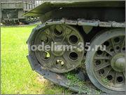 Советский средний танк Т-34-85, производства завода № 112,  Военно-исторический музей, София, Болгария 34_85_021