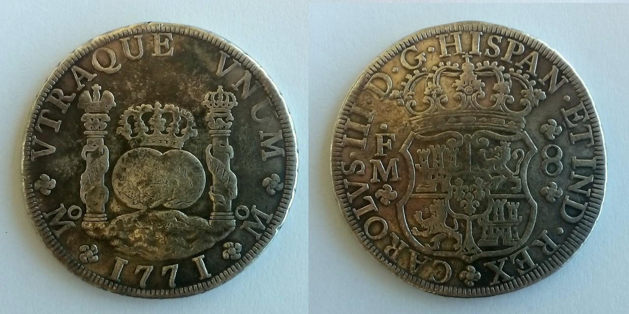 Mis columnarios 8_reales_1771_Carlos_III