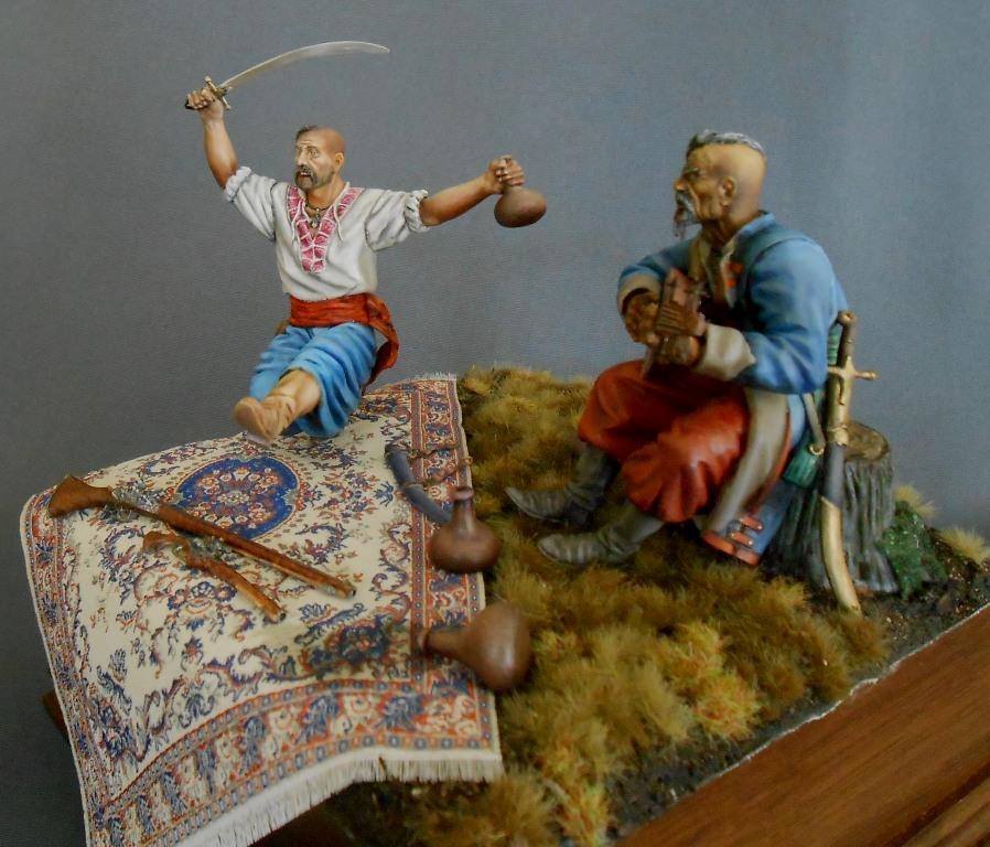 Célébration de Zaporozhye Cosaques, 17e siècle 175_8