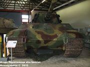 "Немецкий тяжелый танк PzKpfw VI Ausf.B ""Koenigtiger"", Sd.Kfz 182,  Deutsche Panzermuseum, Munster, Deutschland Koenigtiger_Munster_028"