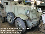 Советский средний бронеавтомобиль БА-10А, Panssarimuseo, Parola, Finland. 10_002