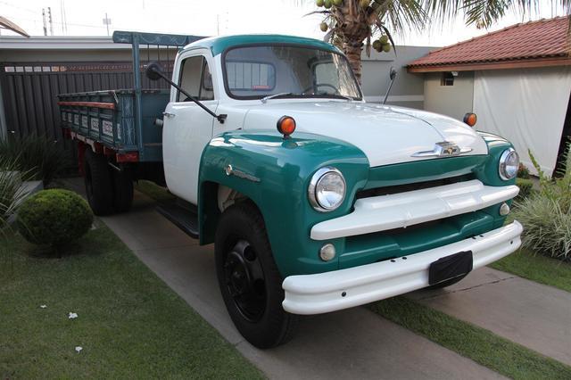 Vintage camion in vendita in Brasile GMC_1958