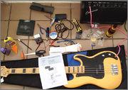 Blindagem em Precision Bass [Fotos/Vídeo] Image