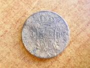 4 reales 1866. Isabel II. ¿No deberia ser de plata esta moneda? P1430392