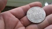 4 Reales 1808. Carlos IV. Potosí  20161011_195827