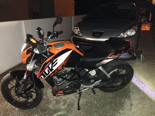 KTM Duke 125 - Torres Vedras IMG_0172
