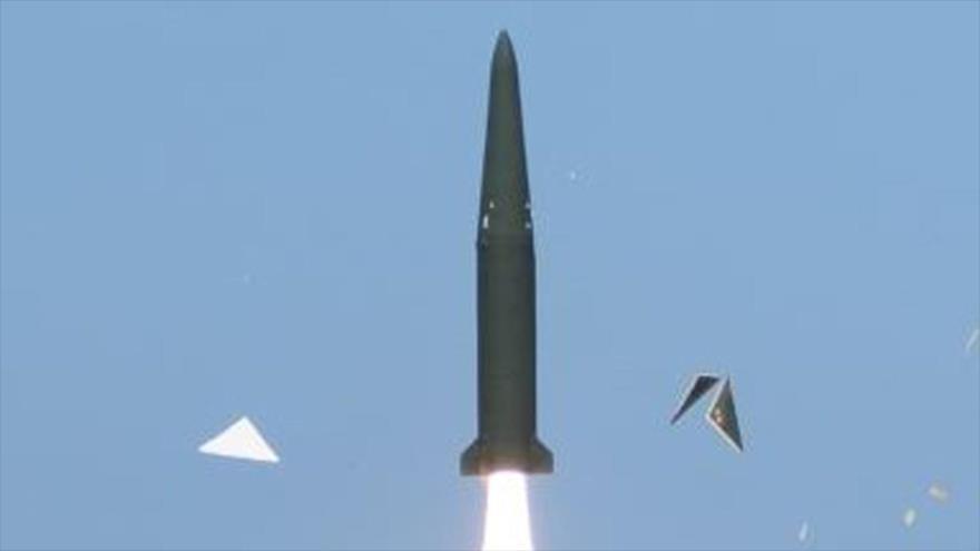 Corea - Corea del Sur lanza primer misil balistico con alcance de 500 km - amenaza directa a Corea del Norte NUEVOMISILSUDKOREANO