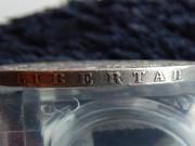 5 pesetas 1875 D.E.  M.   18* 75* RSCN2371