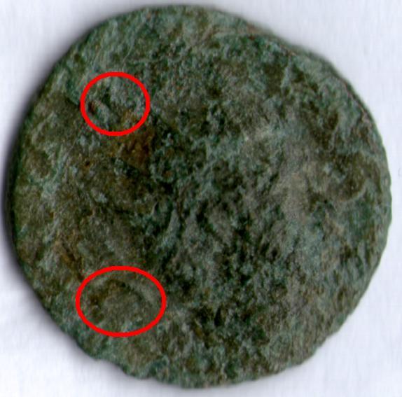 Antoninianos de ceca no oficial y bárbaros Image