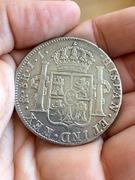 8 Reales 1821. Fernando VII. México JJ IMG_3587