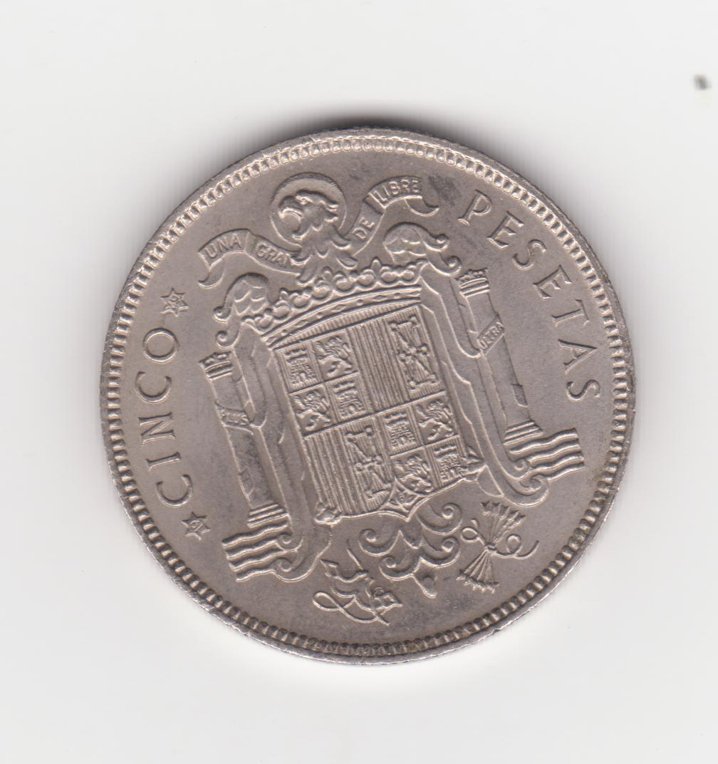 5 pesetas 1949 *49 5_pesetas_1949_50_003
