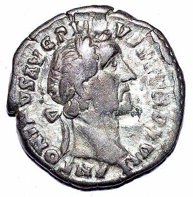 Marco aurelio? AUTHENTIC_ANTONINUS_PIUS_ROMAN_COIN_AR_Silver