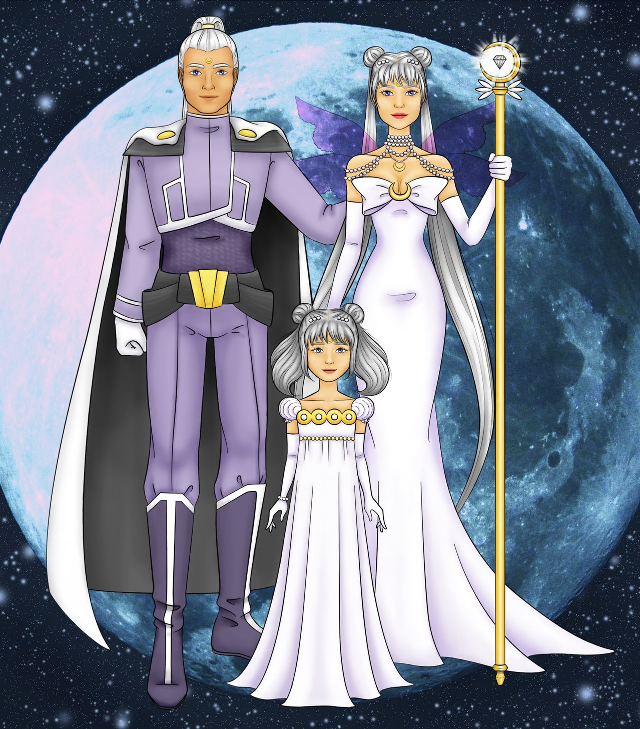 Plutonia's art stuffs (updated December 20th) Moon_Royal_Family