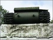 Советский тяжелый танк КВ-1, завод № 371,  1943 год,  поселок Ропша, Ленинградская область. 1_013