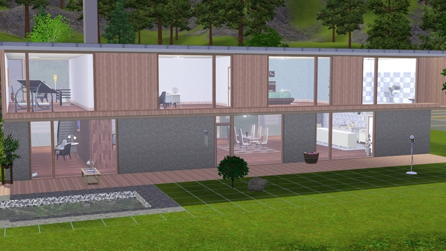 Contemporary Vibe - House 40x30 Screenshot_29