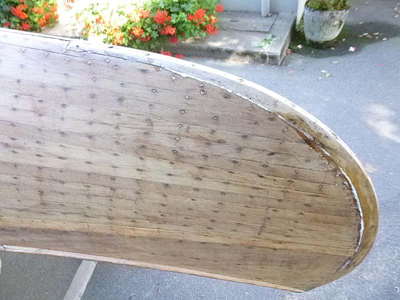 canoe bois...éviter les mauvaises surprises.... - Page 2 Etrav5