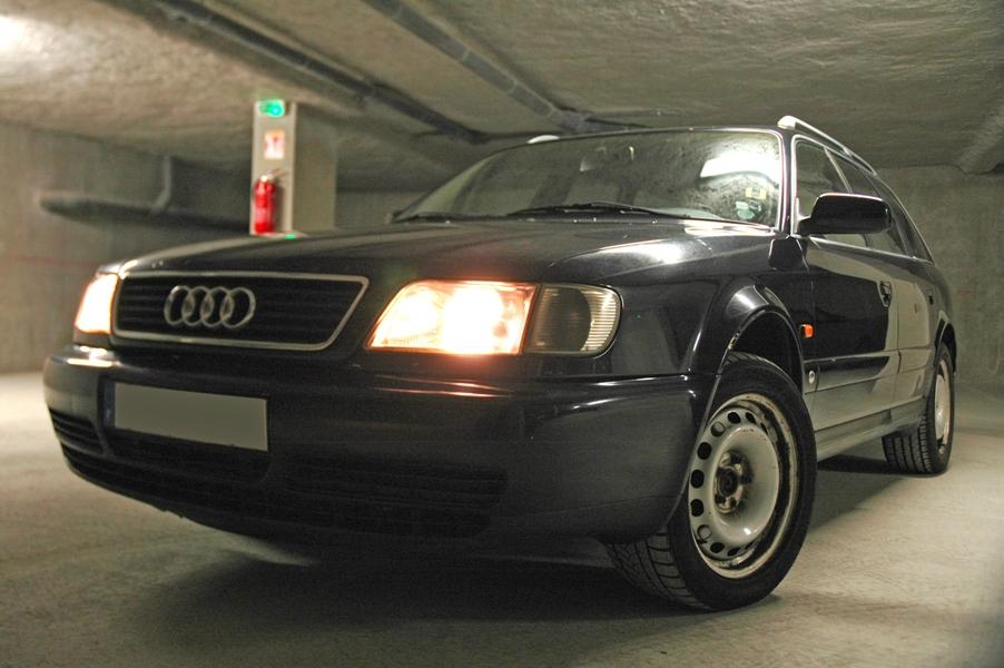 Audi S6 V8 avant Quattro DSC_7562