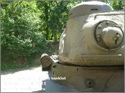 Советский тяжелый танк ИС-2, ЧКЗ, февраль 1944 г.,  Музей вооружения в Цитадели г.Познань, Польша. 2_116