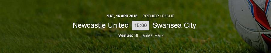 Newcastle - Swansea Newcastle
