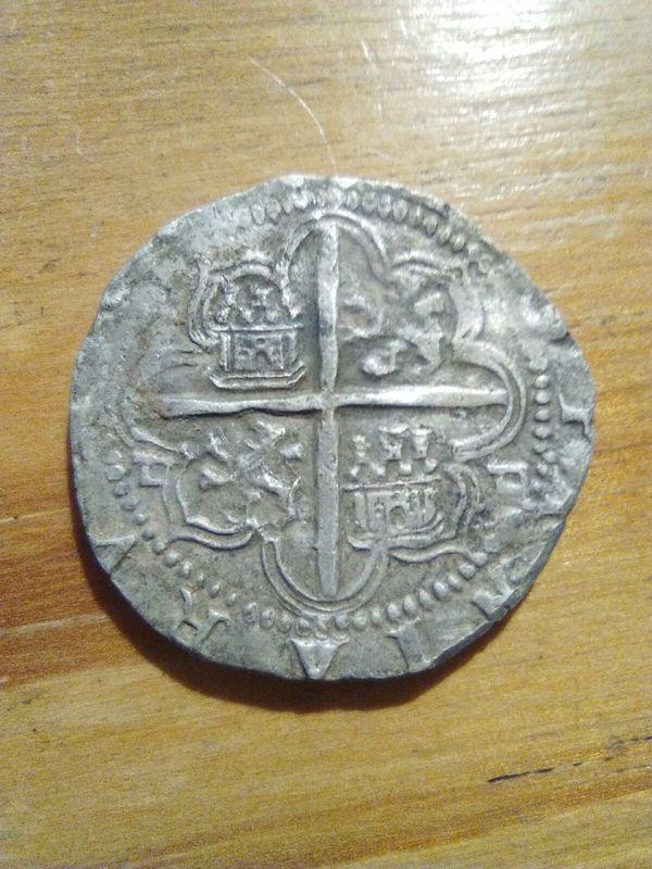 4 reales Felipe II ceca de Sevilla . IMG_20160913_WA0006