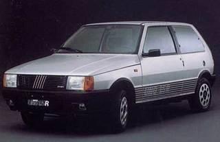 Auto Storiche in Brasile - FIAT Uno_1_5_R_1987_Etanolo