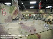 "Немецкий тяжелый танк PzKpfw V Ausf.А  ""Panther"", Sd.Kfz 171,  Musee des Blindes, Saumur, France Panther_A_Saumur_080"