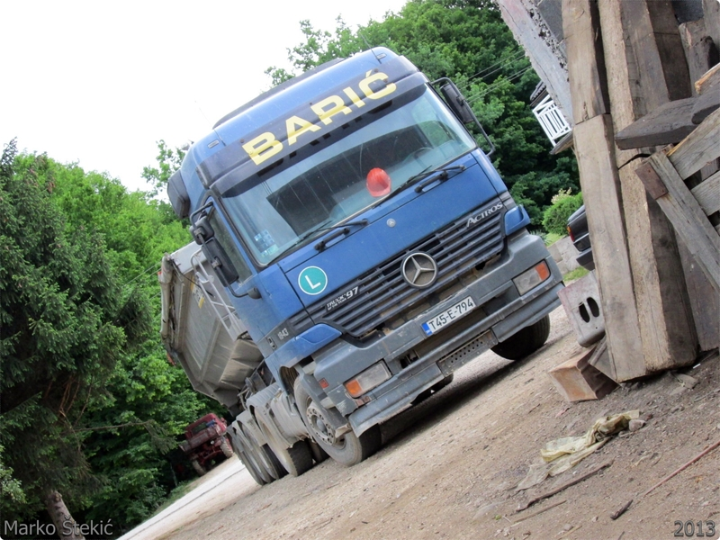 Actros Mp1  IMG_2827