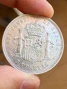 5 Pesetas 1877. Alfonso XII  IMG_3685