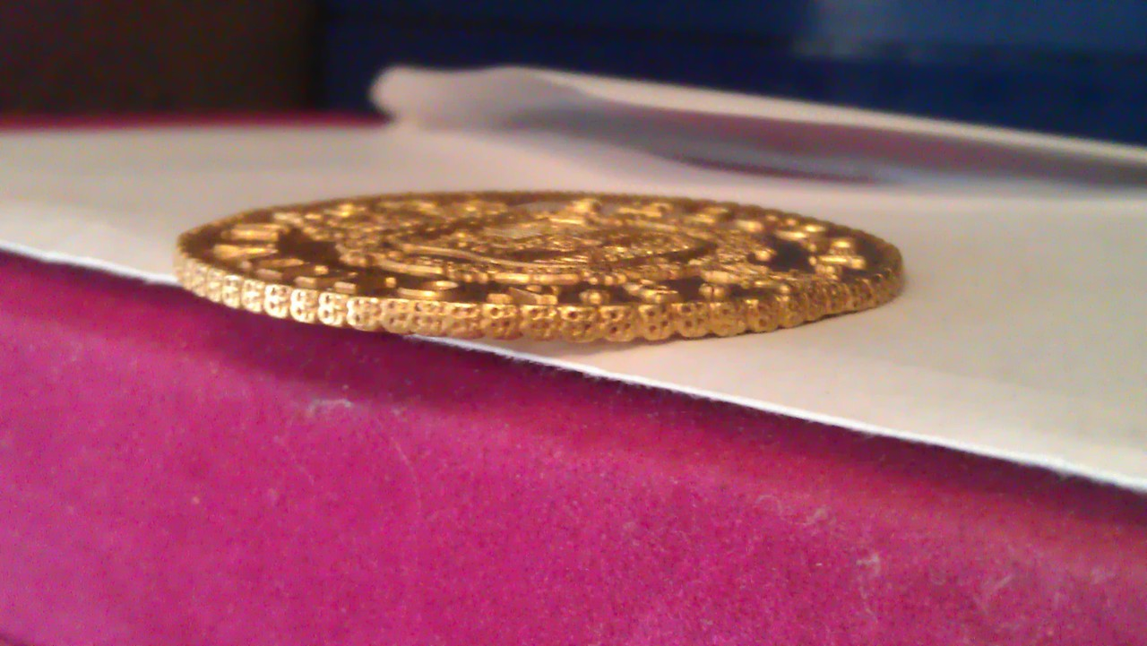 8 escudos 1758/7. Fernando VI. Santiago. IMAG0897