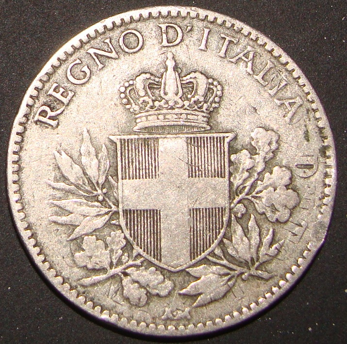 20 Centésimos de Lira. Italia (1919) ITA_20_Cent_simos_Lira_1919_anv