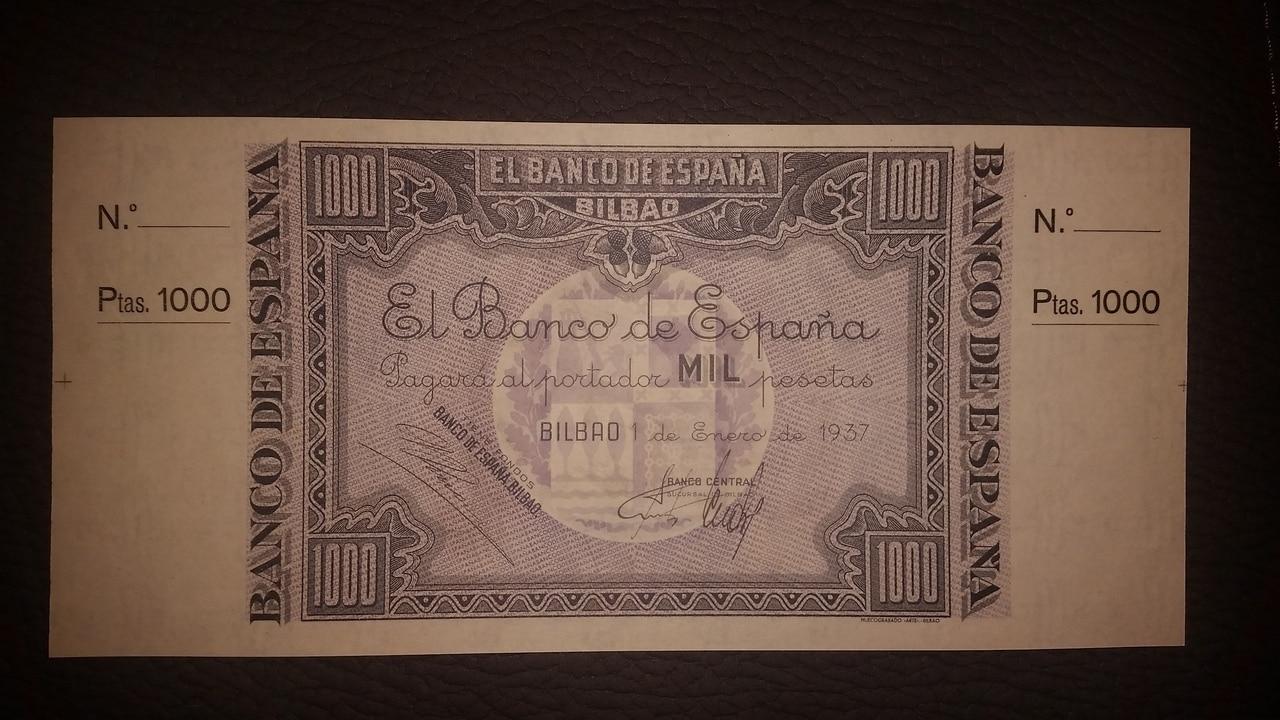 Colección de billetes españoles, sin serie o serie A de Sefcor pendientes de graduar - Página 2 20170217_202805