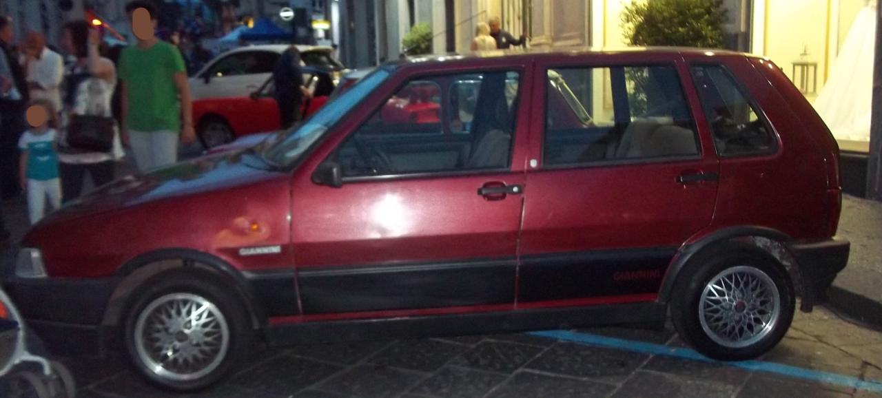Mostra auto a Giarre (CT) 02/06/2017 Giannini