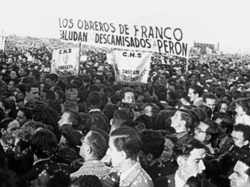 MONEDA DE 50 CENTIMOS DE 1949 PERFORADA ESTRELLA 51 DESCAMISADOS_ESPA_OLES