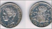 Una peseta 1899 mi ultima adquisición 1_pts_1899
