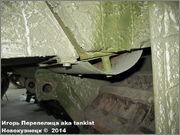 "Немецкий тяжелый танк PzKpfw V Ausf.А  ""Panther"", Sd.Kfz 171,  Musee des Blindes, Saumur, France Panther_A_Saumur_055"
