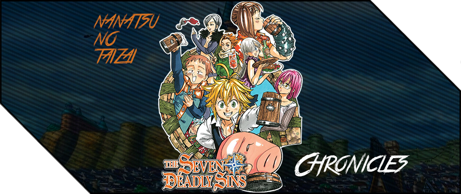 Nanatsu no taizai Chronicles